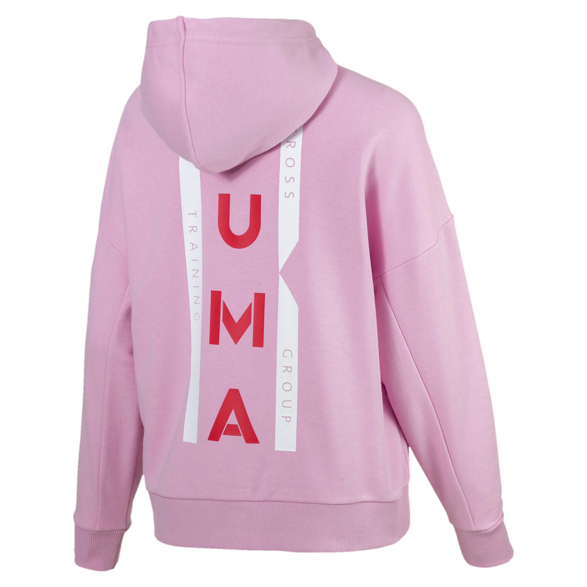 Image Puma XTG Half Zip Women's Hoodie #5