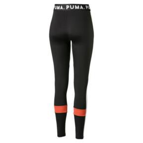 Thumbnail 4 of Chase Women's Leggings, Puma Black-Fuchsia Purple, medium