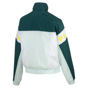 Thumbnail 4 of PUMA XTG 94 Woven Women's Windbreaker, Fair Aqua, medium