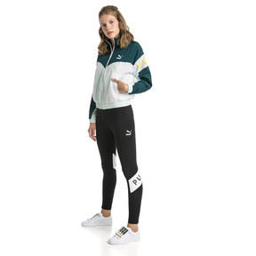 Thumbnail 5 of PUMA XTG 94 Woven Women's Windbreaker, Fair Aqua, medium