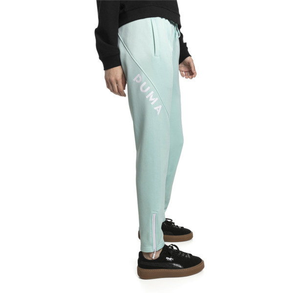 XTG 94 Women's Track Pants, Fair Aqua, large