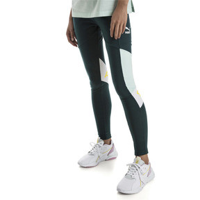 Thumbnail 2 of XTG Women's Leggings, Ponderosa Pine, medium