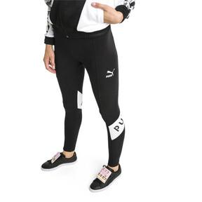 Imagen en miniatura 1 de Leggings de mujer XTG, Cotton Black, mediana