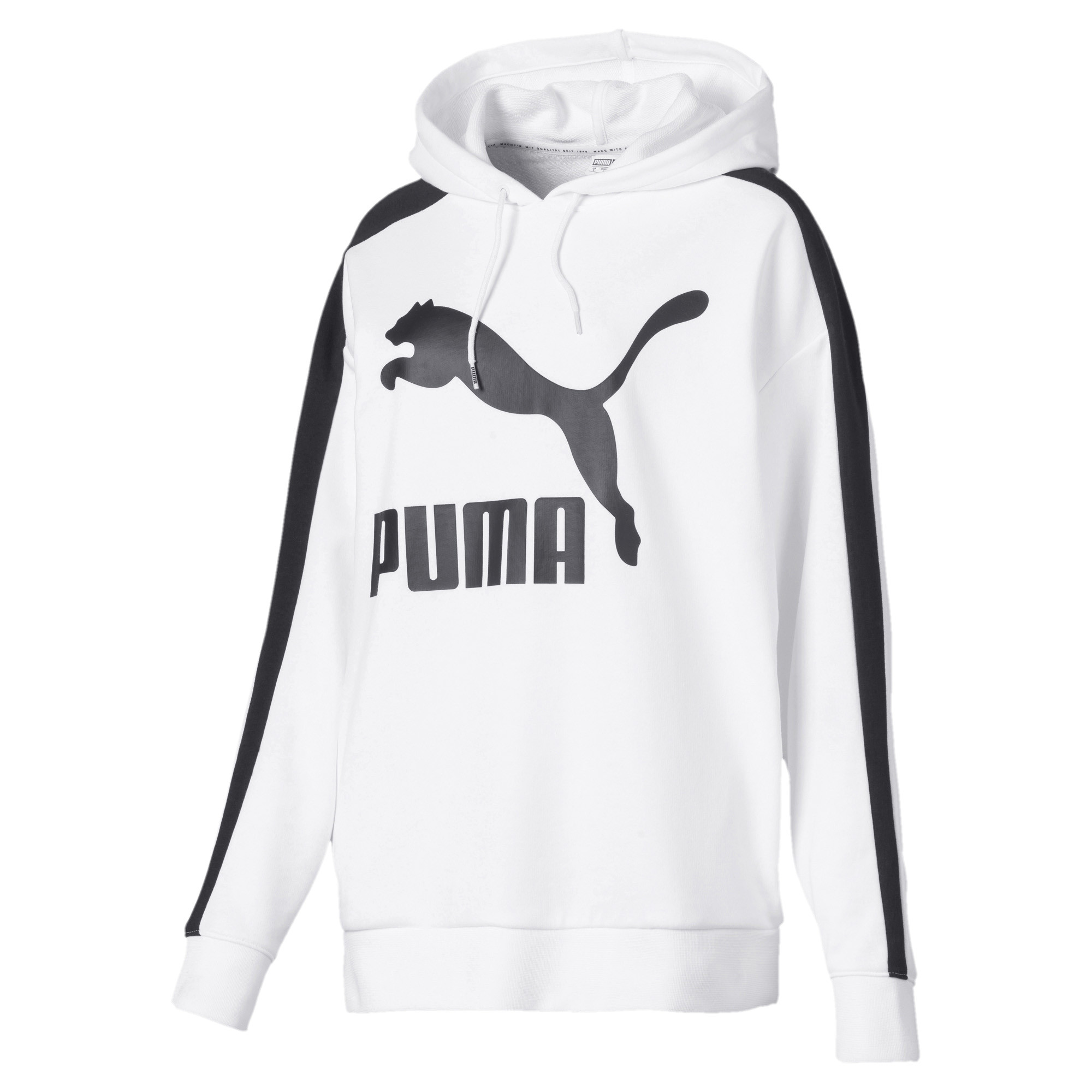 Image Puma Classics Logo T7 Women's Hoodie #2