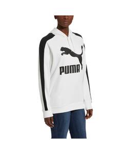Image Puma Classics Logo T7 Women's Hoodie