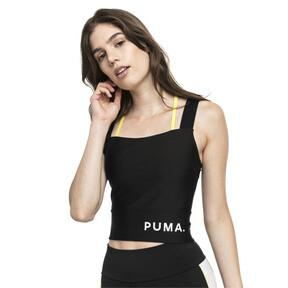 Thumbnail 1 of Chase Women's Crop Top, Puma Black, medium