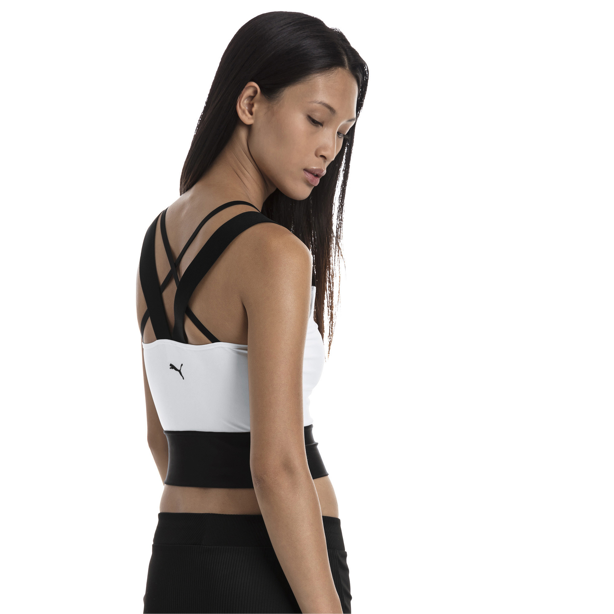 Image Puma Chase Women's Crop Top #2