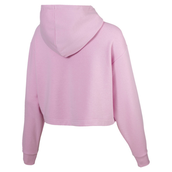 Trailblazer Women's Hoodie, Pale Pink, large