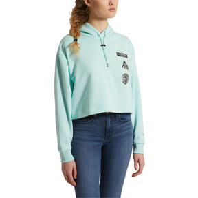 Thumbnail 1 of Trailblazer Women's Hoodie, Fair Aqua, medium