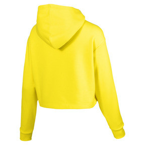 Thumbnail 5 of TZ Damen Hoodie, Blazing Yellow, medium