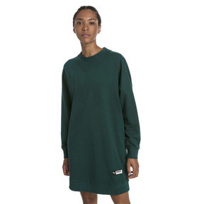 Thumbnail 1 of Trailblazer Long Crew Neck Women's Pullover, Ponderosa Pine, medium