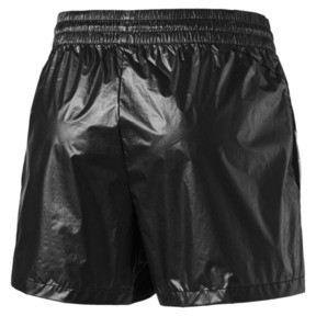 Thumbnail 4 of Short tissé TZ pour femme, Puma Black, medium