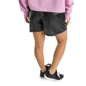 Thumbnail 3 of Short tissé TZ pour femme, Puma Black, medium