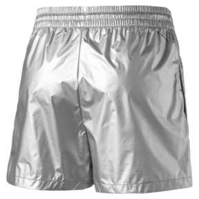Thumbnail 4 of Trailblazer Woven Women's Shorts, Puma White, medium