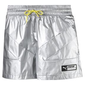 Thumbnail 1 of Trailblazer Woven Women's Shorts, Puma White, medium