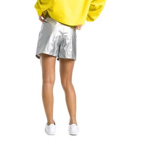 Thumbnail 3 of Trailblazer Woven Women's Shorts, Puma White, medium