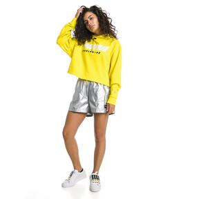 Thumbnail 5 of Trailblazer Woven Women's Shorts, Puma White, medium