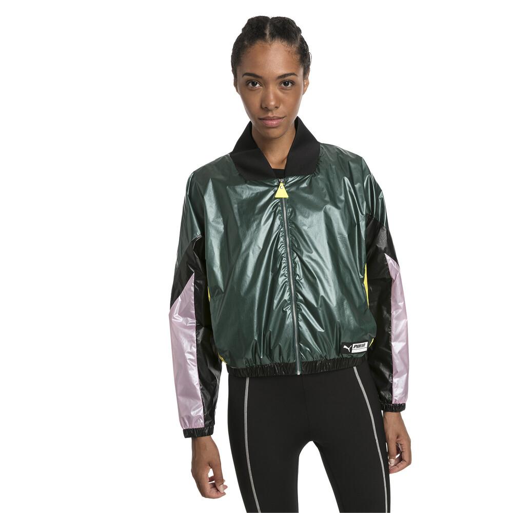 Görüntü Puma TZ Kadın Track Ceket #1