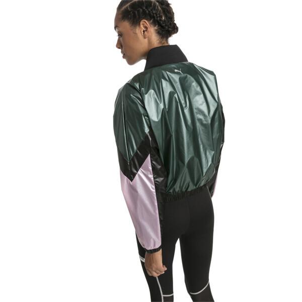 Trailblazer Women's Track Jacket, Puma Black, large