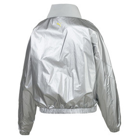 Thumbnail 5 of Trailblazer Women's Track Jacket, Puma White, medium
