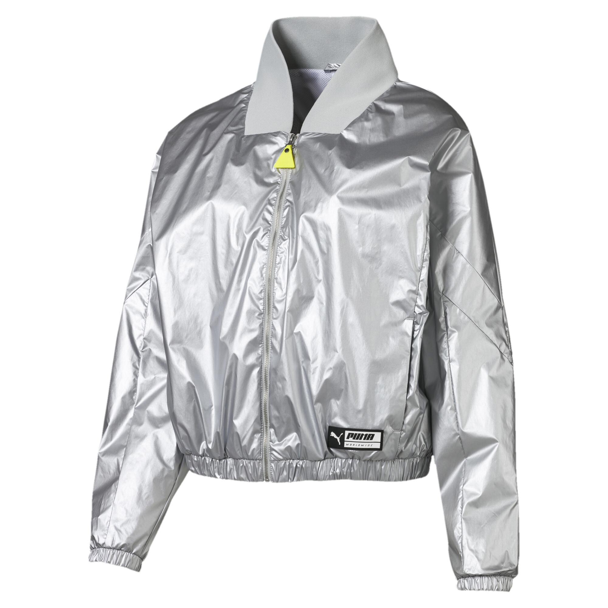 Image Puma TZ Women's Track Jacket #4
