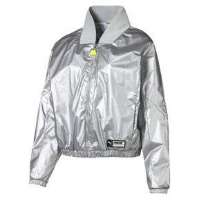 Thumbnail 4 of Trailblazer Women's Jacket, Puma White, medium