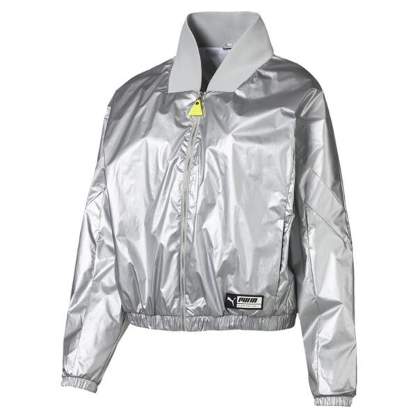 Trailblazer Women's Jacket, Puma White, large