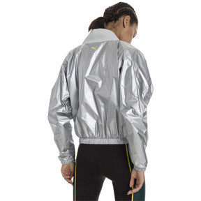 Thumbnail 2 of Trailblazer Women's Track Jacket, Puma White, medium