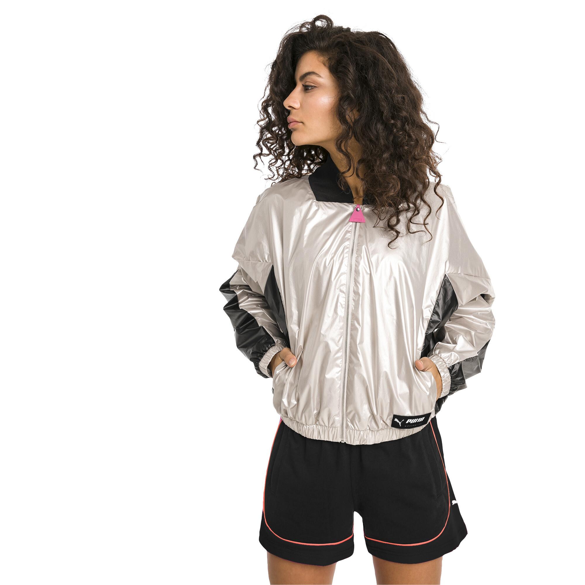 Image Puma TZ Women's Track Jacket #1