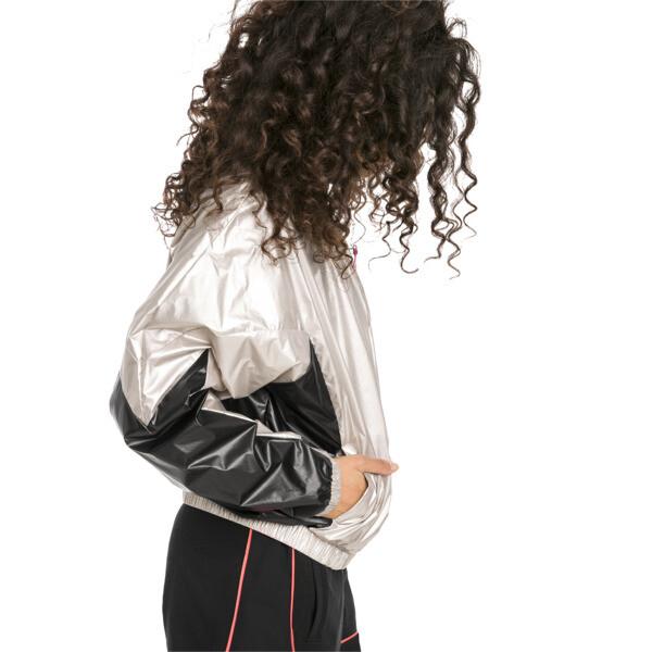 Trailblazer trainingsvest voor vrouwen, Zilvergrijs, large