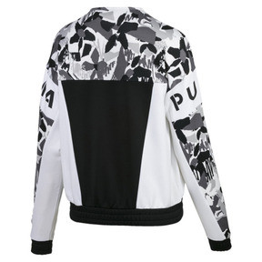 Thumbnail 4 of XTG 94 Women's Track Jacket, Puma Black, medium
