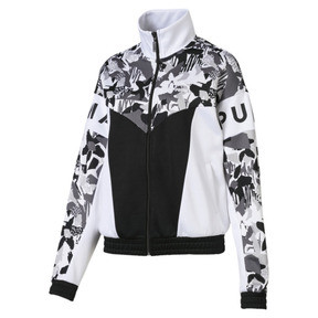 Thumbnail 1 of XTG 94 Women's Track Jacket, Puma Black, medium