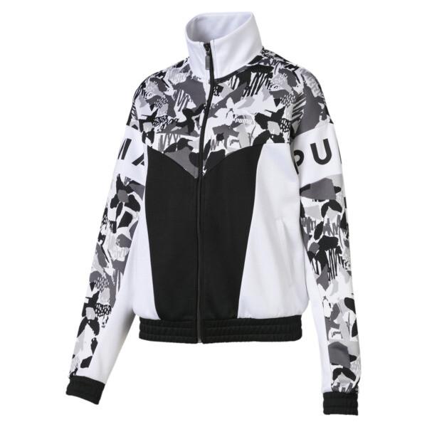 XTG 94 Damen Trainingsjacke, Puma Black, large