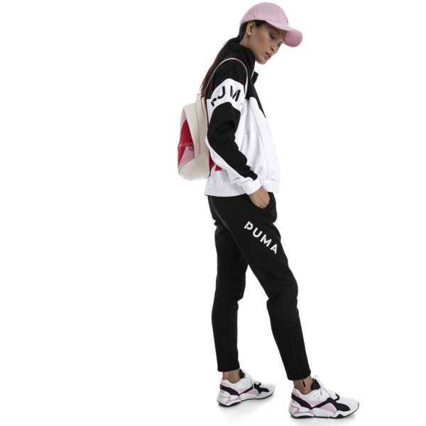 XTG 94 Women's Track Jacket, Puma White, large