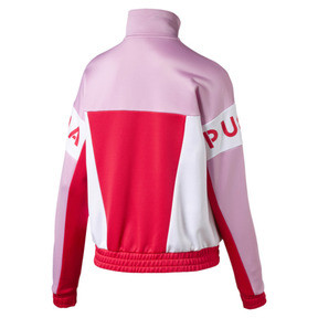Thumbnail 5 of XTG 94 Women's Track Jacket, Hibiscus, medium