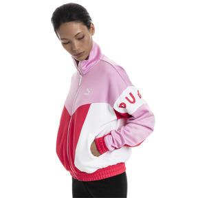 Thumbnail 1 of XTG 94 Women's Track Jacket, Hibiscus, medium