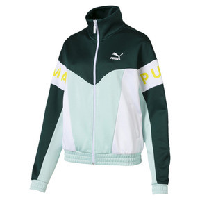 Thumbnail 1 of XTG 94 Women's Track Jacket, Fair Aqua, medium
