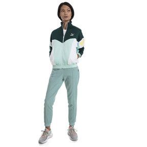 Thumbnail 5 of XTG 94 Women's Track Jacket, Fair Aqua, medium