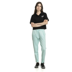 Thumbnail 5 of Downtown Women's Polo Shirt, Puma Black, medium