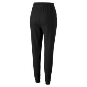 Thumbnail 2 of Pantalon en sweat Downtown taillé pour femme, Puma Black, medium