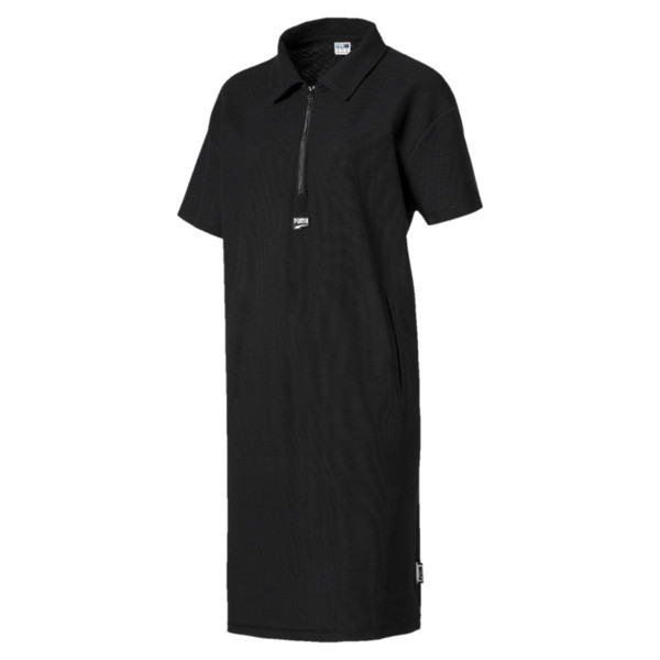 Downtown Women's Dress, Puma Black, large