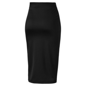 Thumbnail 5 of Classics Women's Rib Skirt, Puma Black, medium