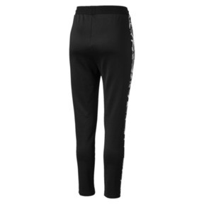 Thumbnail 3 of Classics AOP Women's T7 Track Pants, Puma Black, medium