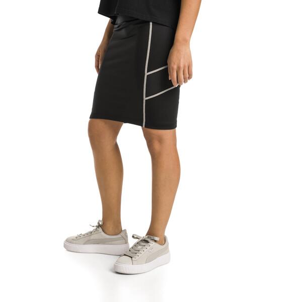 Trailblazer Women's Skirt, Puma Black, large