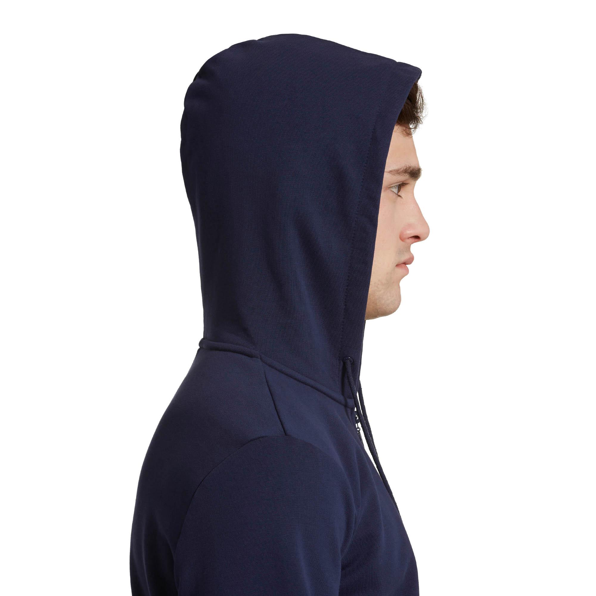 PUMA-Classics-Men-s-Full-Zip-Logo-Hoodie-Men-Sweat-Sport-Classics thumbnail 10