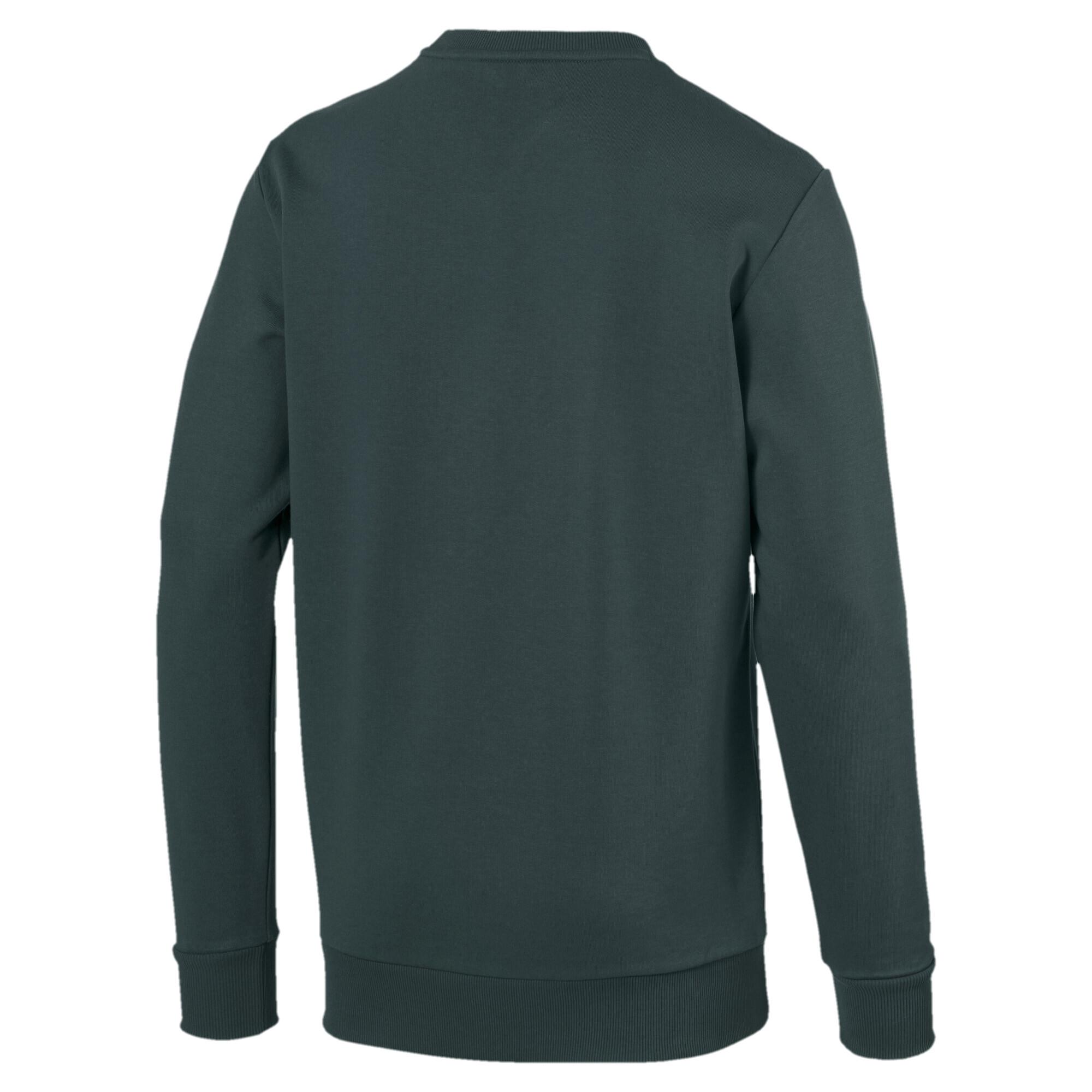 Image Puma Classics Logo Crew Neck Men's Pullover #5