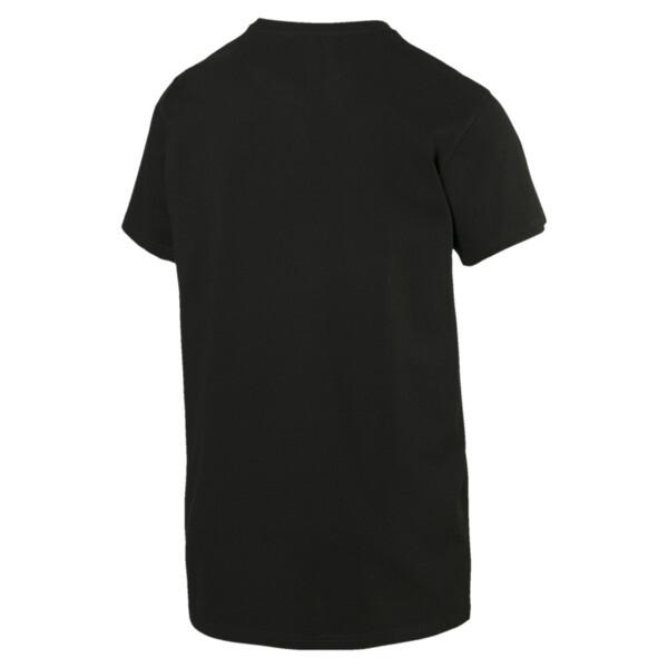 Classics Logo Short Sleeve Men's Tee, Cotton Black, large
