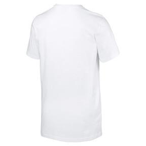 Imagen en miniatura 5 de Camiseta de manga corta con logo de hombre Classics, Puma White, mediana