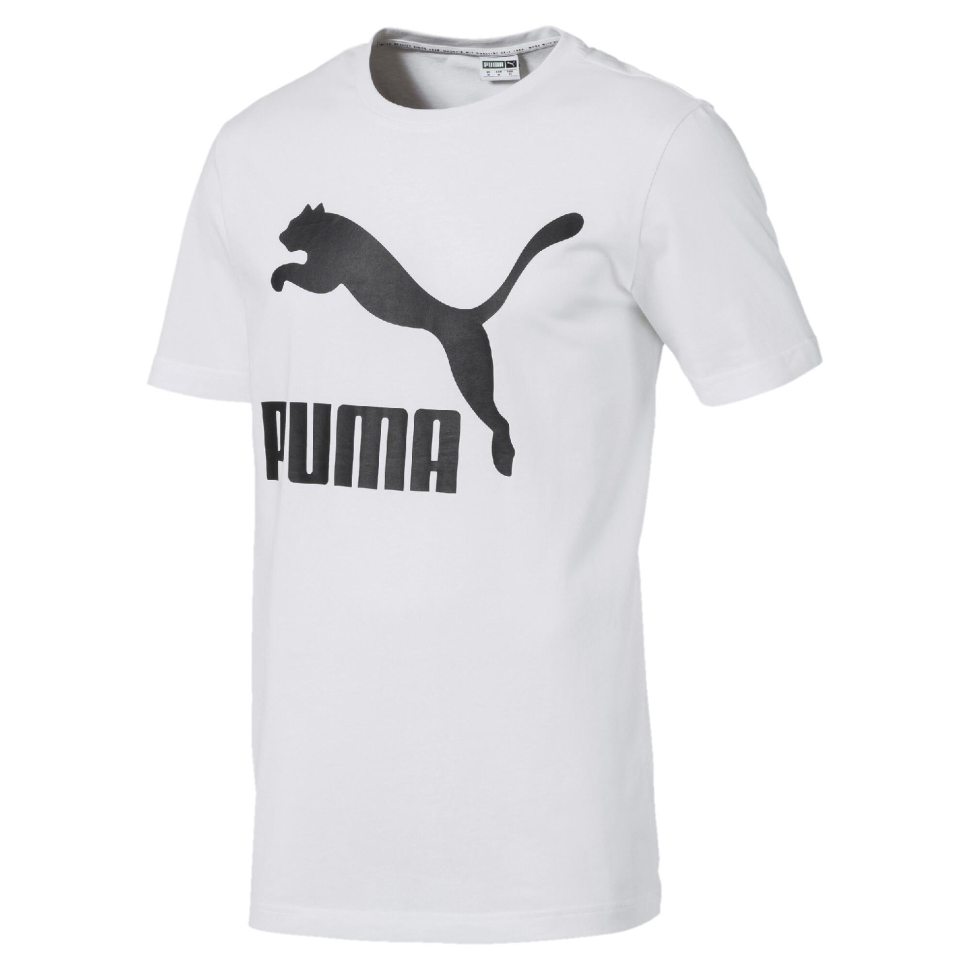 Image Puma Classics Logo Short Sleeve Men's Tee #4