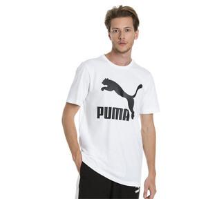 Imagen en miniatura 1 de Camiseta de manga corta con logo de hombre Classics, Puma White, mediana